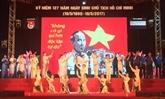 Le 127e anniversaire de Hô Chi Minh célébré à létranger et dans le pays