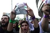 Nuit de fête à Téhéran pour célébrer la victoire de Rohani