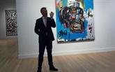 Basquiat, premier artiste né après 1945 à atteindre plus de 100 millions