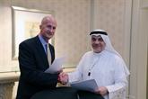 GE signe avec lArabie des protocoles daccords de 15 milliards de dollars