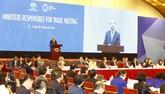 L'APEC veut mettre en place un système commercial multilatéral solide