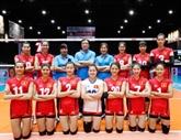 Volley-ball féminin : le Vietnam U23 remporte le bronze du Tournoi dAsie