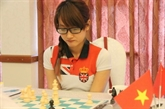 Vo Thi Kim Phung, championne dAsie déchecs 2017