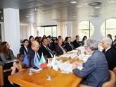ASEAN - Italie : priorité à la coopération régionale
