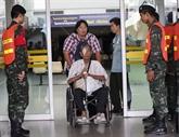 Bombe dans un hôpital militaire de Bangkok : plus de 20 blessés