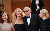 Cannes fête le jubilé de André Téchiné, géant du cinéma français