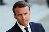 Travail : Macron rappellera aux syndicats ses priorités dont les ordonnances