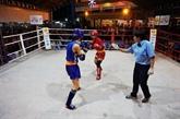 Début des championnats du Vietnam de Muay Thai 2017 à Hô Chi Minh-Ville