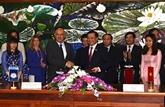 LOFID accorde au Vietnam un crédit de 21,8 millions de dollars