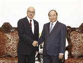 Le PM Nguyên Xuân Phuc reçoit le directeur général de l'OFID