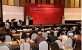 Colloque sur la promotion du commerce et de l'investissement Vietnam - Thaïlande