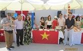 Le Vietnam présent à la Foire caritative internationale en Grèce