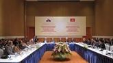Le 3e colloque théorique entre le PCV et le PCC se tient à Hanoï