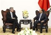 Siemens prêt à collaborer avec le Vietnam dans la 4e révolution industrielle