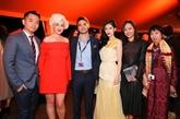 La Soirée vietnamienne impressionne à Cannes