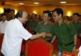 Le Premier ministre Nguyên Xuân Phuc appelle à une sécurité économique renforcée