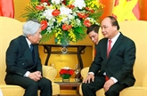 Le Premier ministre Nguyên Xuân Phuc attendu au Japon