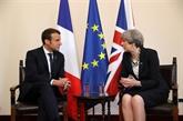 Terrorisme : Macron promet à May de faire tout ce qui est possible