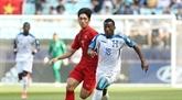 Mondial U20 : le Vietnam n'ira pas plus loin mais entre dans l'Histoire