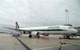 Grève à Alitalia : 200 vols annulés