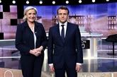 Macron-Le Pen : un débat d'entre-deux-tours virulent et souvent confus