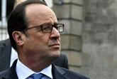 Hollande appelle son successeur à s'appuyer sur les acquis de son quinquennat