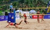 La Chine remporte le championnat de beach-volley féminin d'Asie 2017