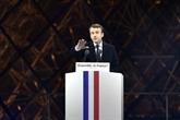Félicitations des pays au président élu français