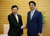 Vietnam, un partenaire important du Japon en Asie du Sud-Est
