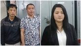 Trois Chinois arrêtés pour arnaque sur des DAB à Hanoï
