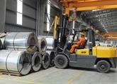 Le groupe Hoa Sen exporte 12.000 tonnes de tôles ondulées vers lEurope