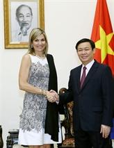 Finance inclusive : le Vietnam veut acquérir des expériences néerlandaises