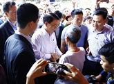 Ouverture dinstruction sur larrestation illégale de personnes à Dông Tâm