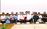 VNA et Hanoï signent un programme de coordination du travail 2017-2021
