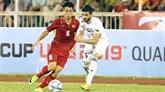 Vietnam - Jordanie : un match nul
