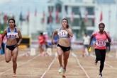 Athlétisme : neuf médailles dor pour le Vietnam en Thaïlande