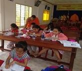 À Cân Tho, un cours de khmer pas comme les autres