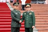 Pour resserrer les liens entre les deux armées Vietnam - Chine