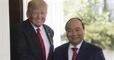 La visite aux États-Unis du Premier ministre vietnamien trouve un écho positif
