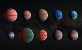 Découverte de dix nouvelles exoplanètes potentiellement habitables