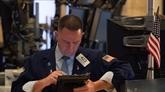 Wall Street, portée par le secteur technologique, à des records