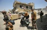 Irak : combats acharnés à Mossoul, fuite des civils
