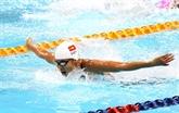 SEA Games 29 : la nageuse Nguyên Thi Anh Viên vise dix médailles dor