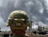 Au cœur de Mossoul, des forces américaines soutiennent la lutte contre lEI