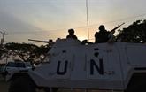 Les Casques bleus congolais accusés dabus sexuels vont quitter le pays