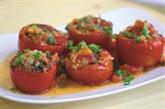 Tomates farcies style vietnamien