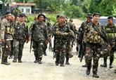 Attaque dune école aux Philippines : les otages sains et saufs