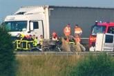 Mort d'un Polonais sur un barrage routier en France : quatre migrants inculpés et écroués
