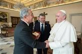 Colombie : lÉglise veut un cessez-le-feu pour la visite du pape