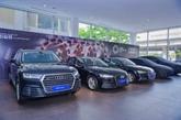 Audi lance des services mobiles pour lAPEC 2017